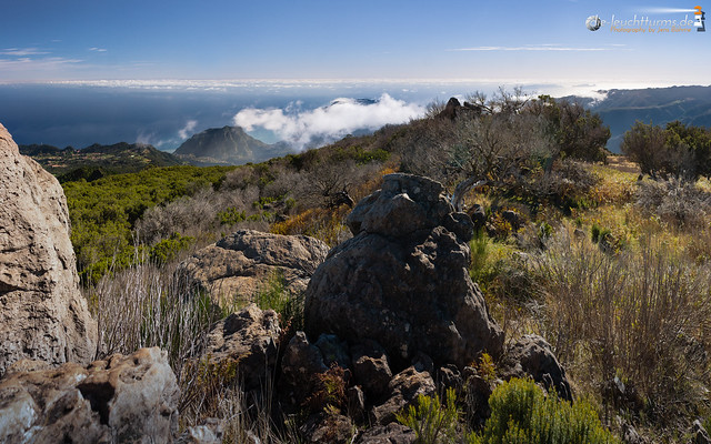 East Madeira overlook