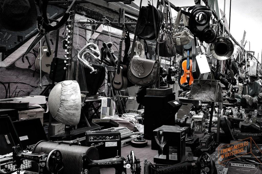 Roberto Haddad Auctions - Finding Needles In Haysticks 4