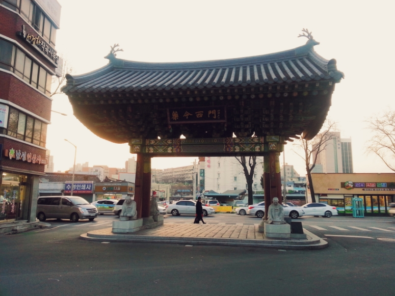 City gate / Daegu
