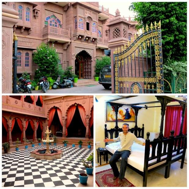 Alojamiento Jodhpur Haveli