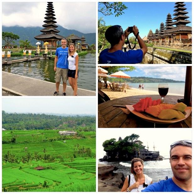 Ubud, Jimbaran y nuestros días en la isla de Bali