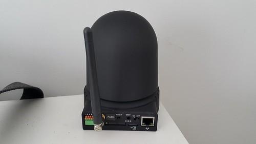 กล้อง Assist Guard 3GNC 5881W ด้านหลัง