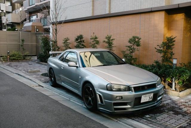 NISSAN SKYLINE GT-R(R34) 2014/12/18 X1003236