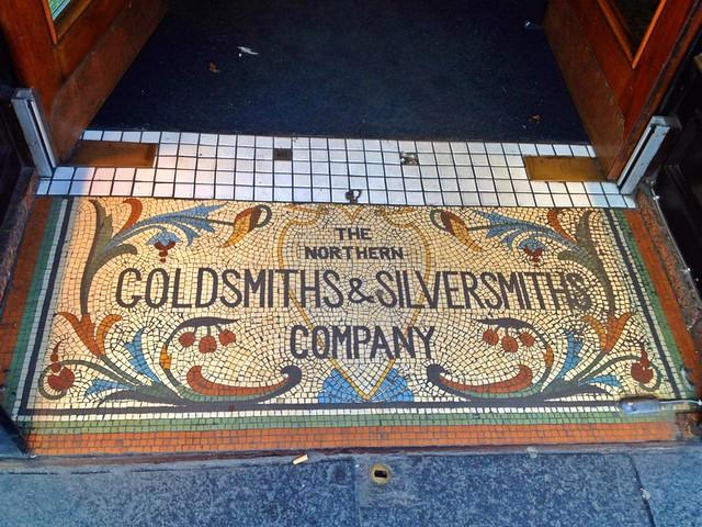 Northern Goldsmiths, Blackett St