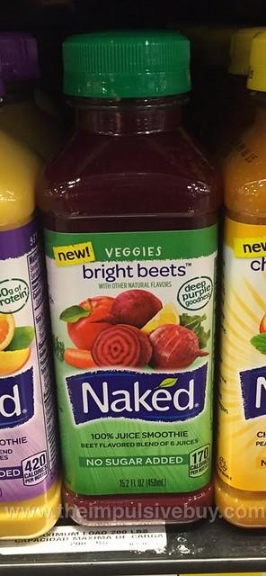 Naked Bright Beets Smoothie