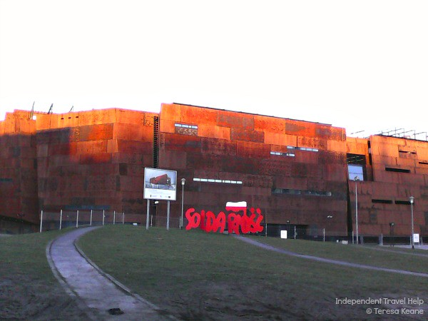 The European Solidarity Centre, Gdansk