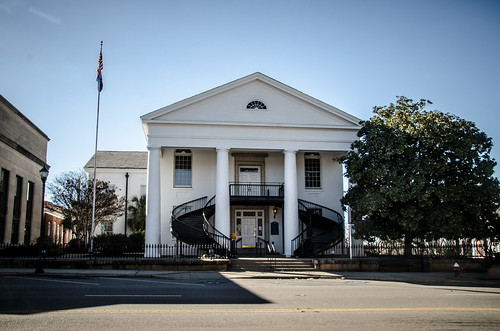 Winnsboro Court House-001