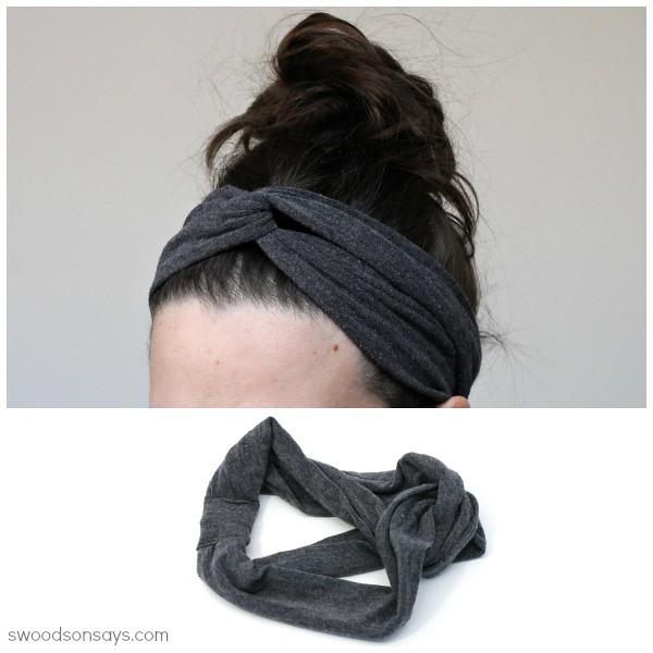 Free Knot Headband