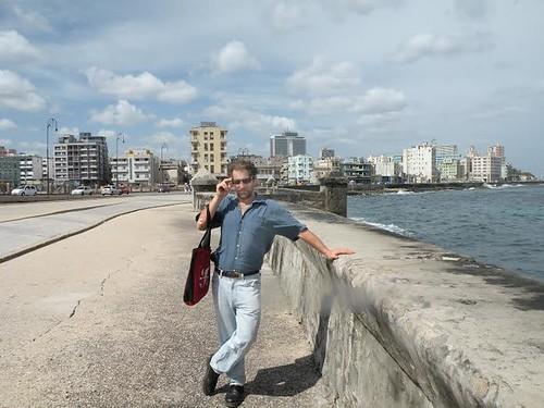 Nicholas Gilman en Cuba