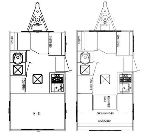 Serro Scotty HiLander - Floorplan
