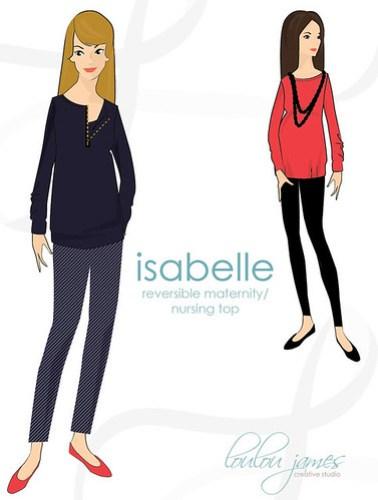 Isabelle Nursing Top