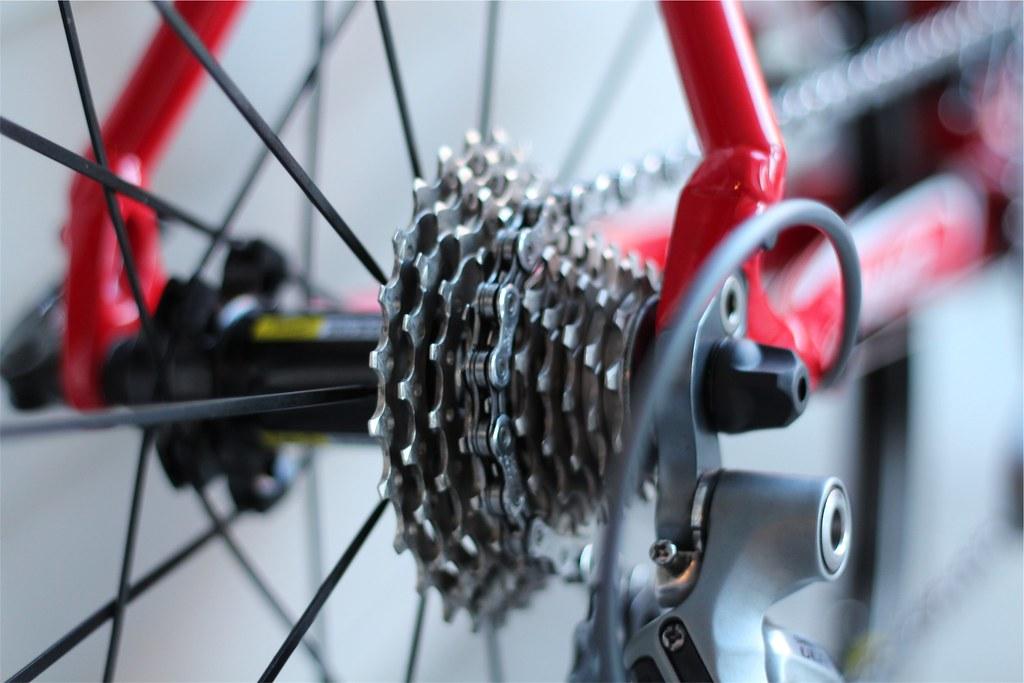Imagen gratis de piñones de una bicicleta
