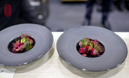4th Course: Beets