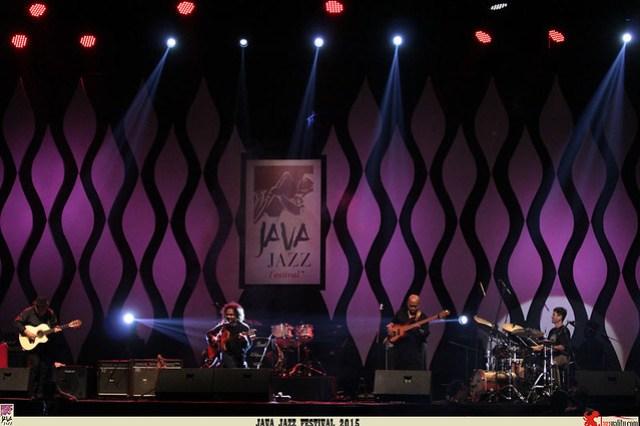 Java Jazz Festival 2015  Day 1 - Gilang Ramadhan Komodo Project