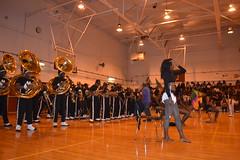 027 Mitchell High School Band