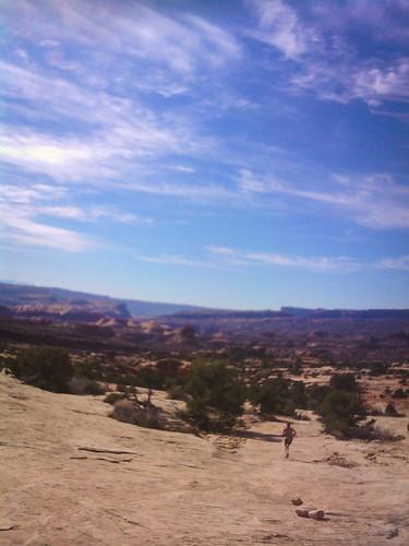 Moab Red Hot slickrock