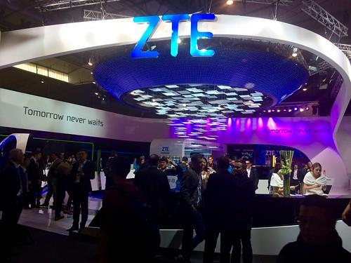 ZTE #MWC15