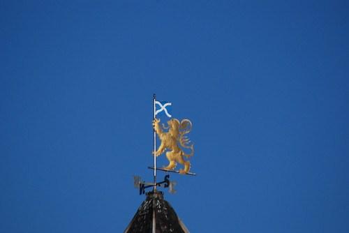 St Andrew's Day, Dunbar