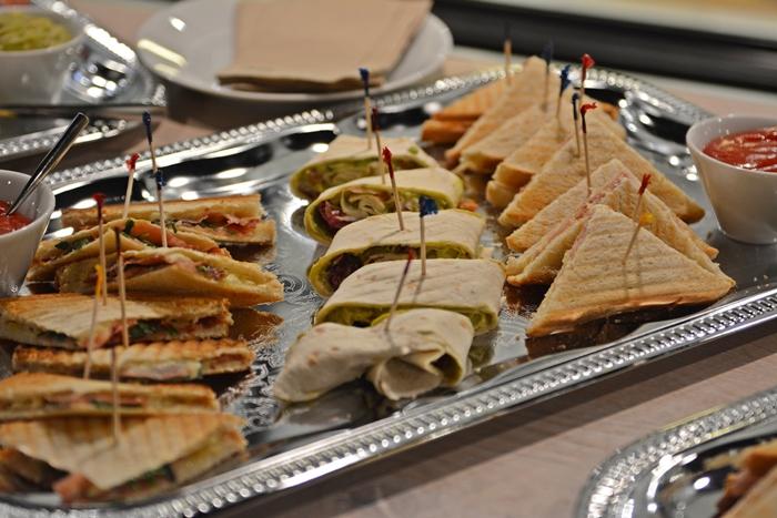 Rauwolf Rösthaus + Brewbar Sandwiches & Wraps