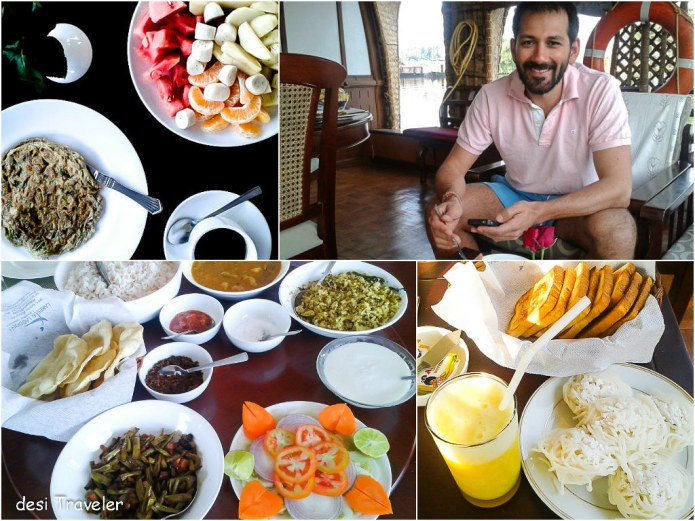 Food Kerala Houseboat Nelson Carvalheiro