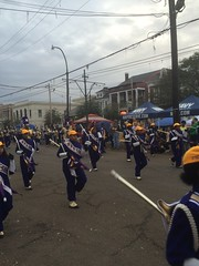 1140 Warren Easton High School Band