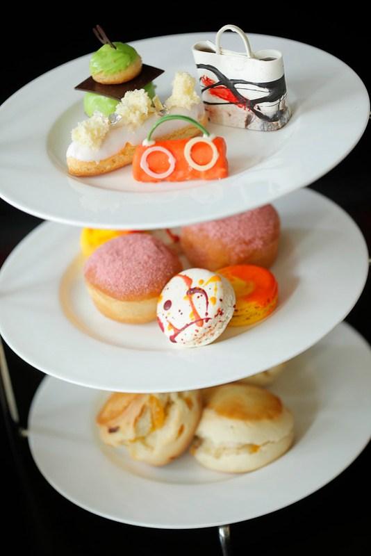 Furla Afternoon Tea at Writers Bar, Raffles Makati 3