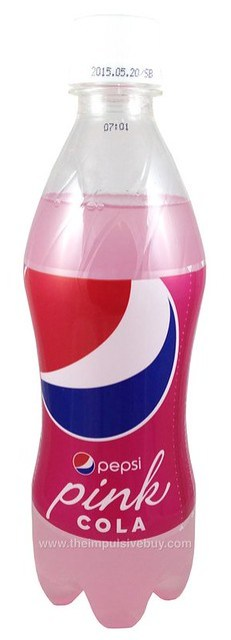 Pepsi Pink (Japan)