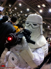 Montreal Comicon 2011