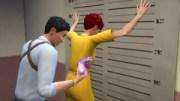 Les Sims 4 au travail détective