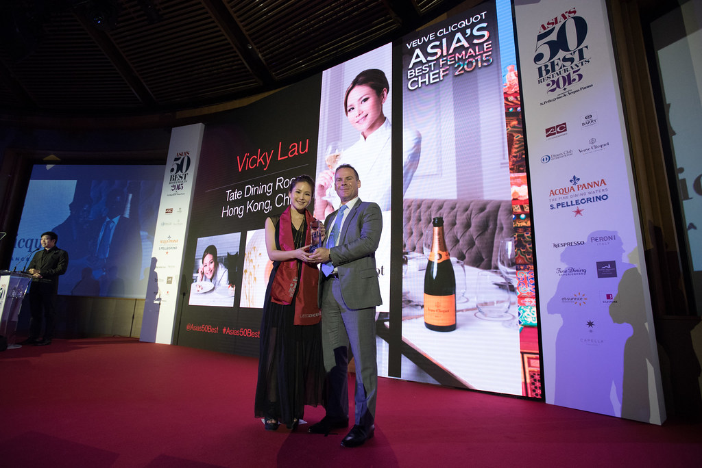 A50BR_Veuve Clicquot Asia°¶s Best Female Chef_Vicky Lau