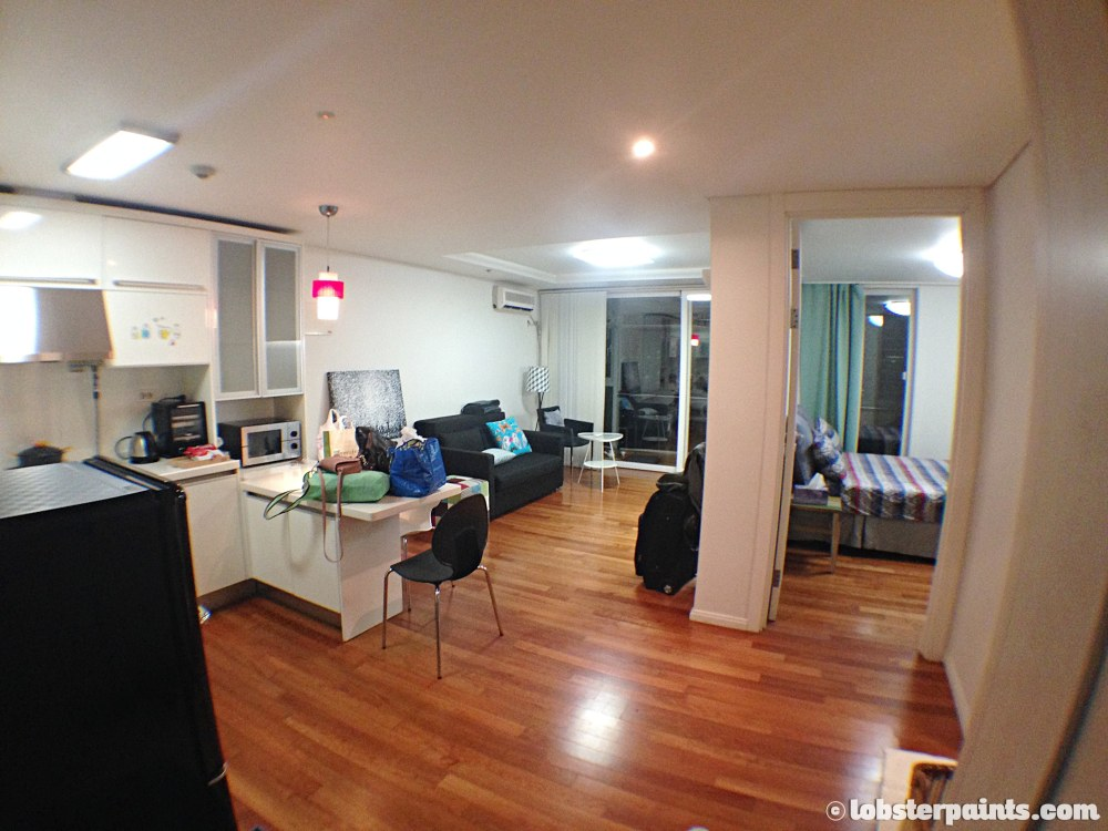 29 Sep 2014: Home in Chungjeongno   Seoul, South Korea