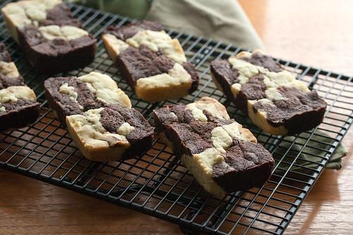 Chocolate Pistachio Loaves