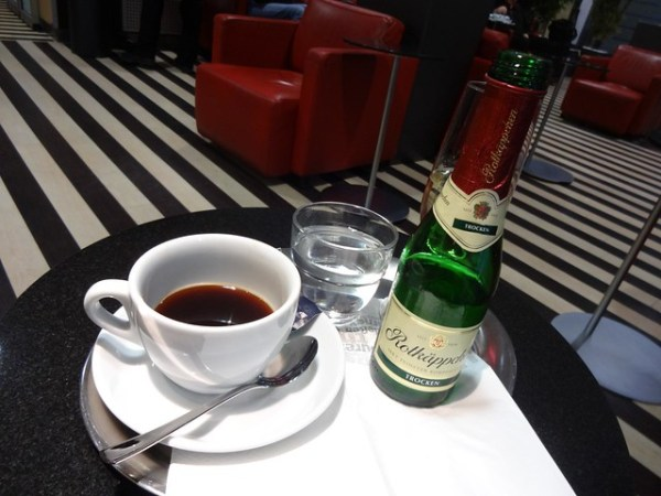 1. Klasse DB Lounge München Hbf