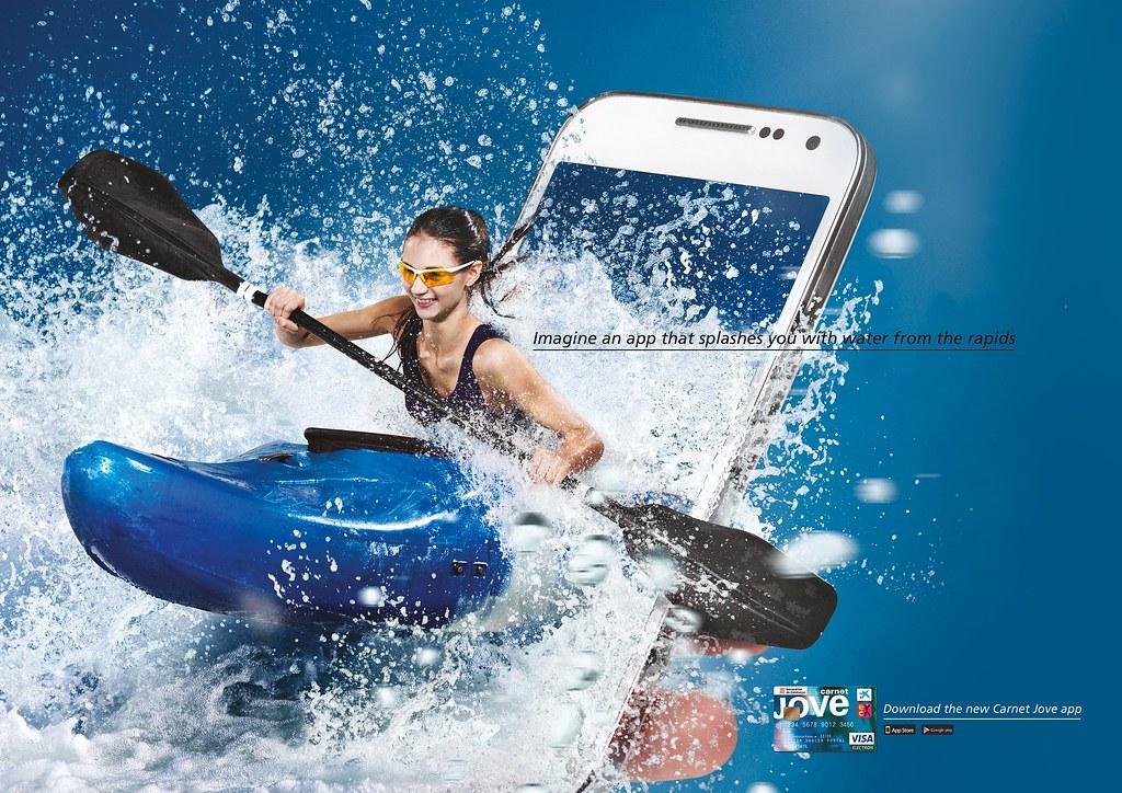 Carnet Jove - Kayak