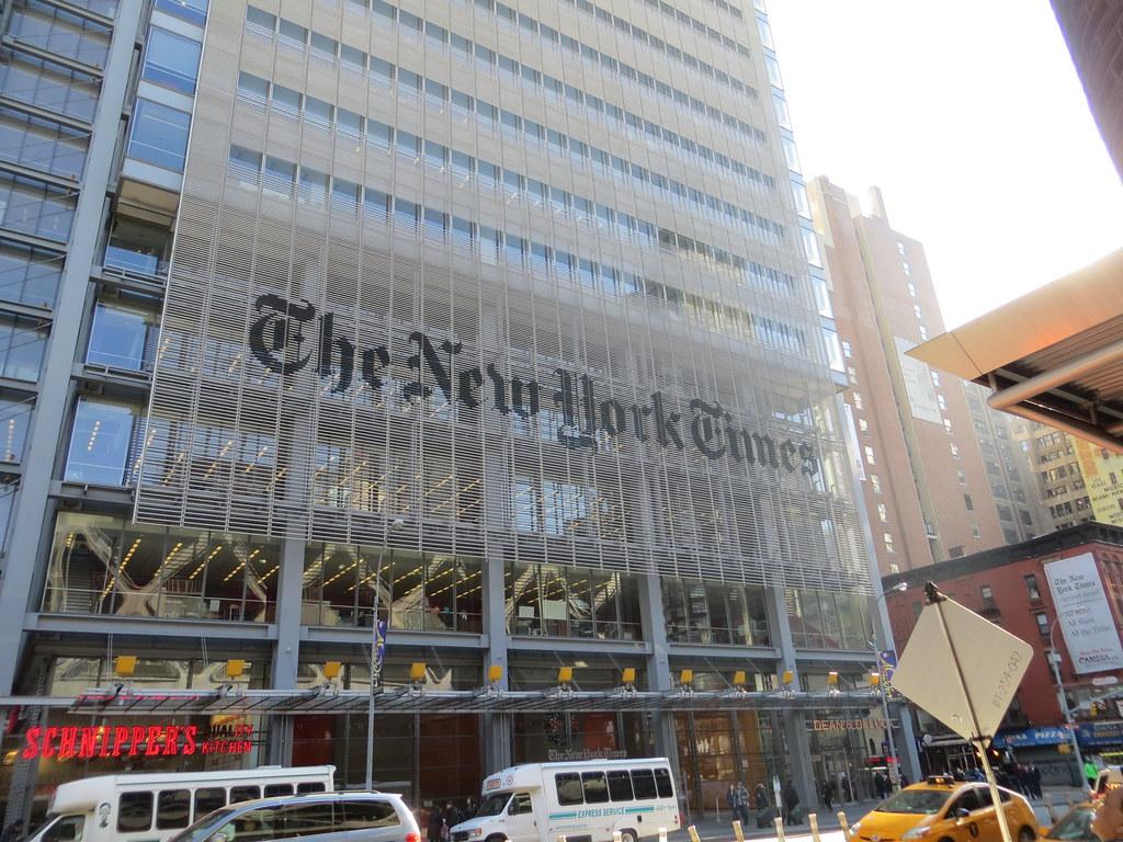 변화를 위한 해외 미디어들의 디지털혁신 – 뉴욕타임스, 워싱턴포스트, 슈피겔
