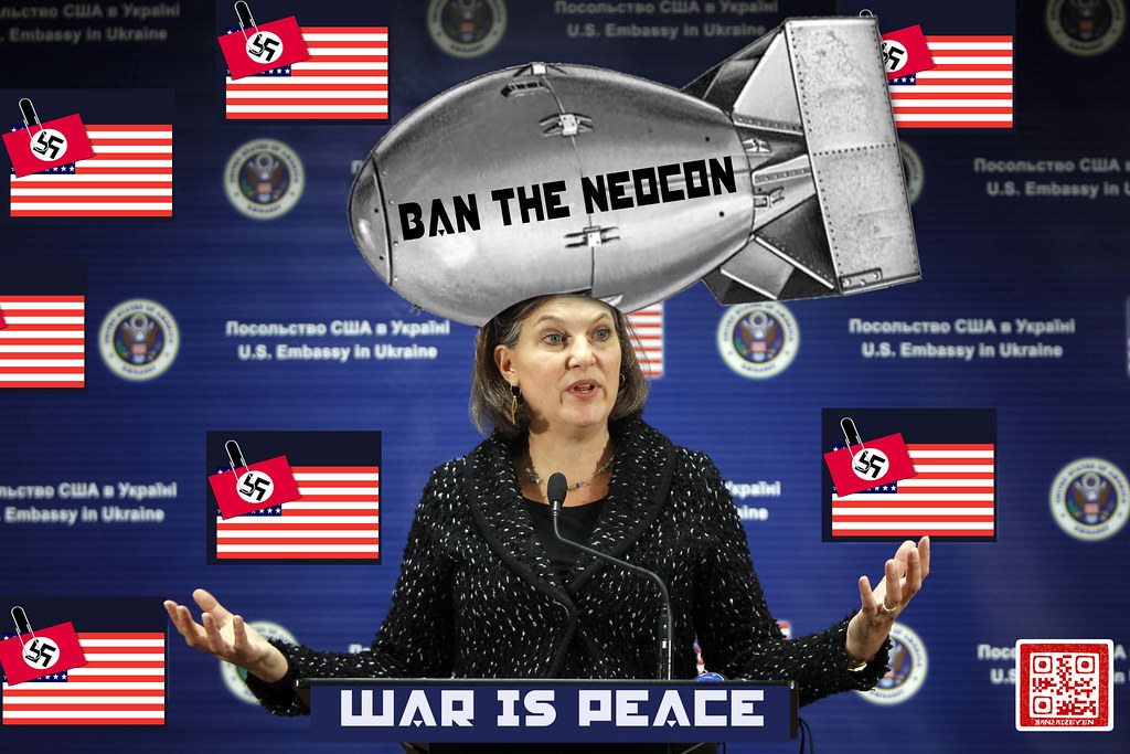 BAN THE NEOCON