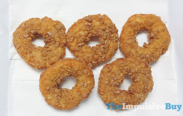 White Castle Pretzel Chicken Rings 2