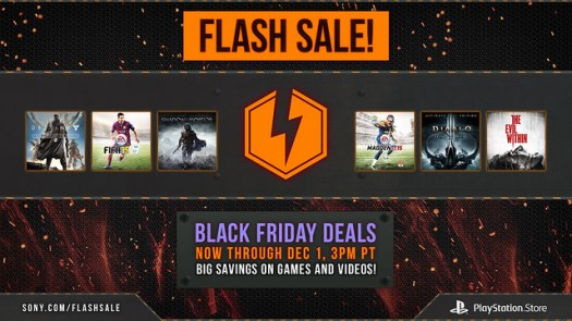 PS Store: Black Friday 2014 Sale