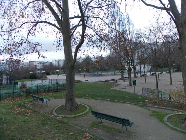 Praça Georges Brassens