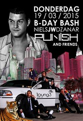 Promo poster Lounge 13