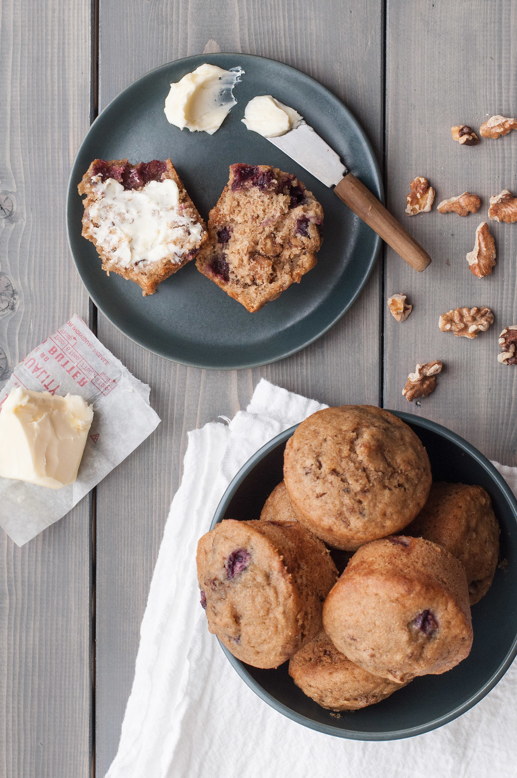 A guide and recipe for the best gluten-free muffins you've ever tasted | #glutenfree #dairyfree #breakfast
