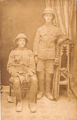 British soldiers, India 1917 - 15BI
