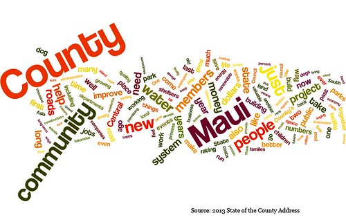 2013 Maui State of the County Address