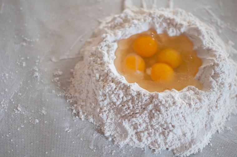 Homemade Pasta 2