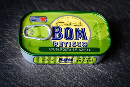 Canned fish: Bom Petisco