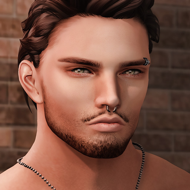 Duncan Giano in The Mesh Project Male Mesh Body from The Shops (1/3)