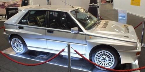 Lancia Delta Agnelli
