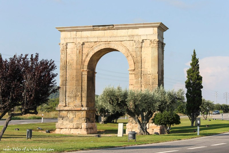 RODA DE BERÀ - Arc de Berà
