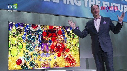 CES 2015 Samsung Conferencia de Prensa