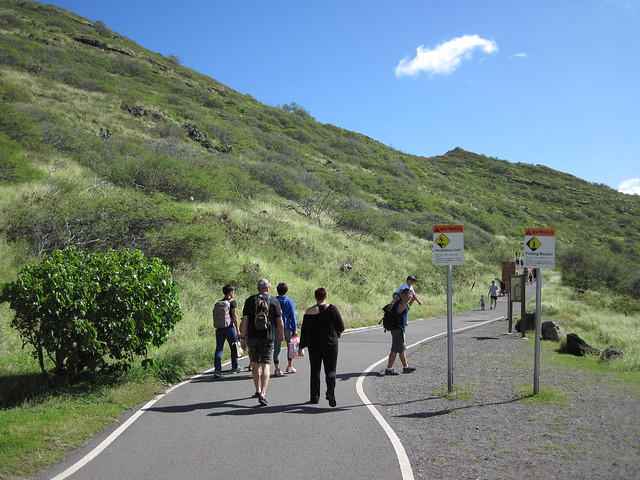 Picture from Makapu'u Point